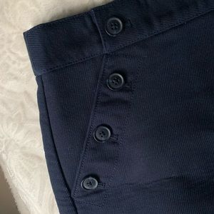 Gap Blue Skirt